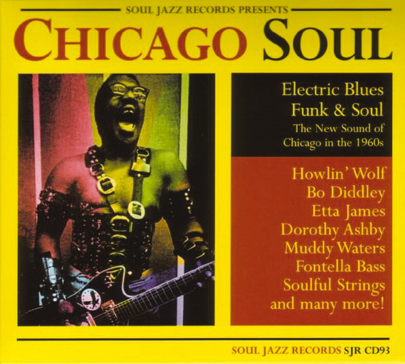Various - Chicago Soul-the New Sound of Chicago...