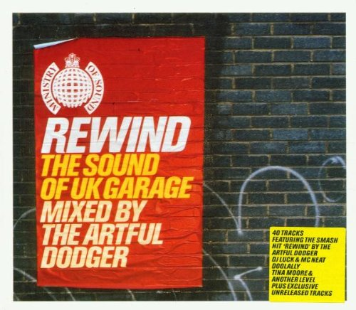 Various - Rewind-the Sound of UK Garage