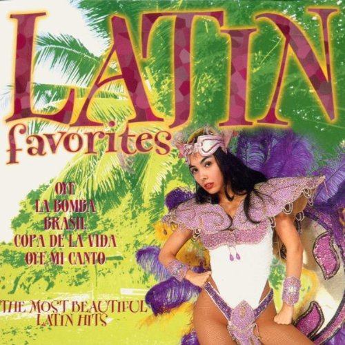 Various - Latin Favorites Vol.3