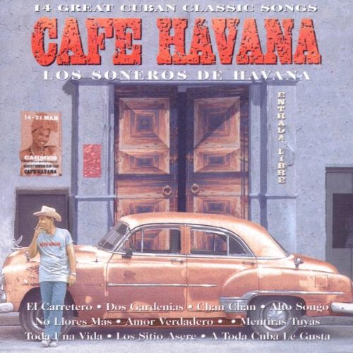 Various - Cafe Havana Vol.1