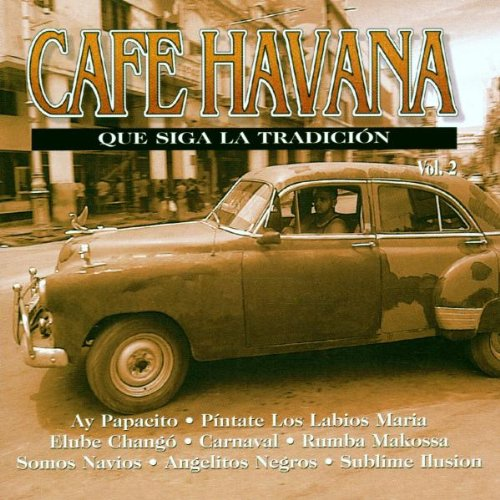 Various - Cafe Havana Vol.2