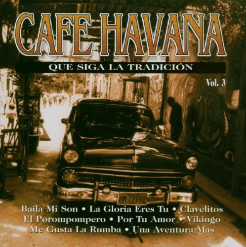 Various - Cafe Havana Vol.3