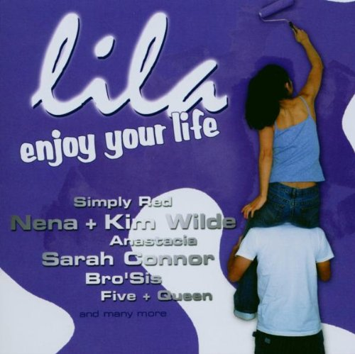 Various - Lila,Enjoy Your Life
