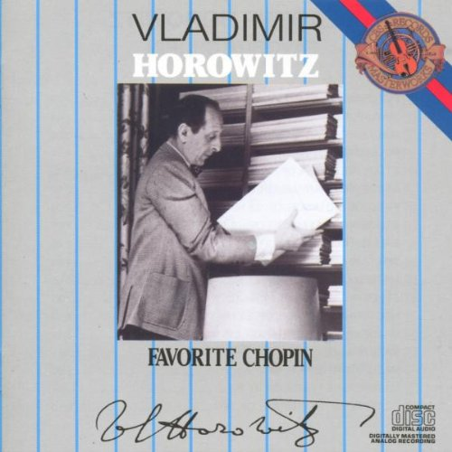 Vladimir Horowitz - Favorite Chopin