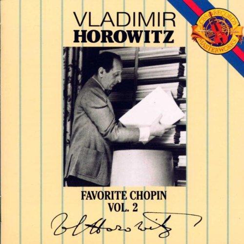 Vladimir Horowitz - Favorite Chopin Vol. 2