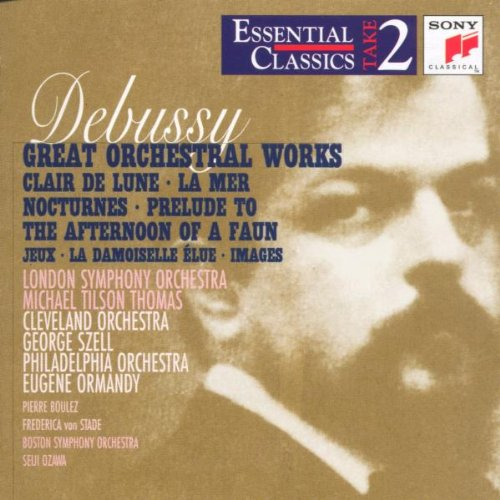 Various - Essential Classics - Debussy (Orchest...