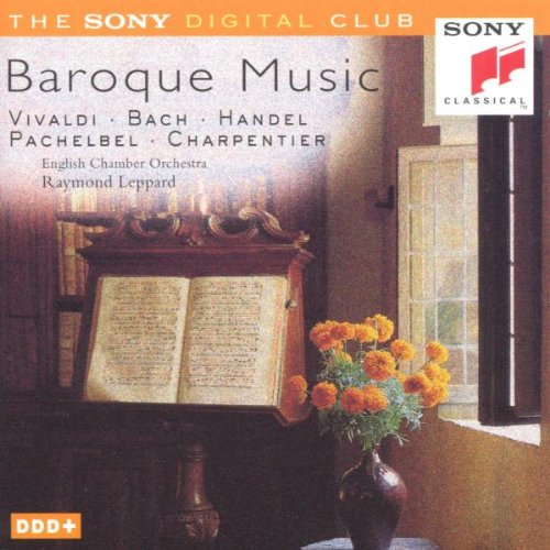 R. Leppard - Barock Musik
