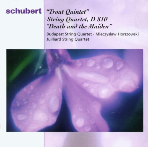 Budapest String Quartet - Schubert: Trout Quintet & Str