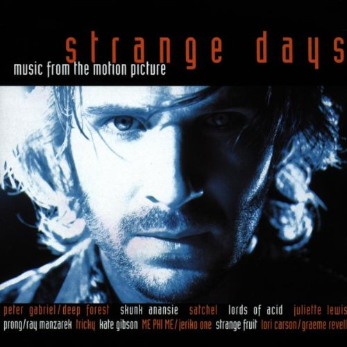 Various - Strange Days-Music from the