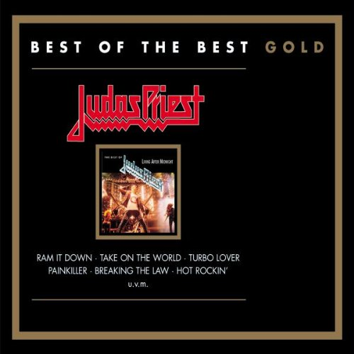 Judas Priest - Living After Midnight (Gold)