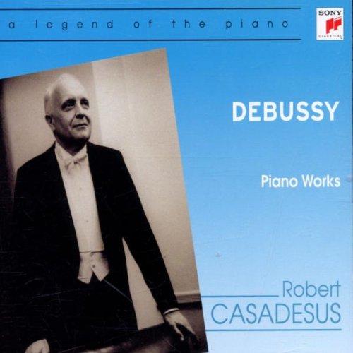 Robert Casadesus - Debussy:Piano