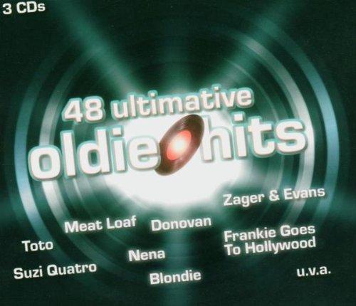 Various - 48 Ultimative Oldie Hits (Dieser Tite...