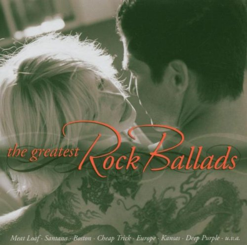 Various - The Greatest Rock Ballads