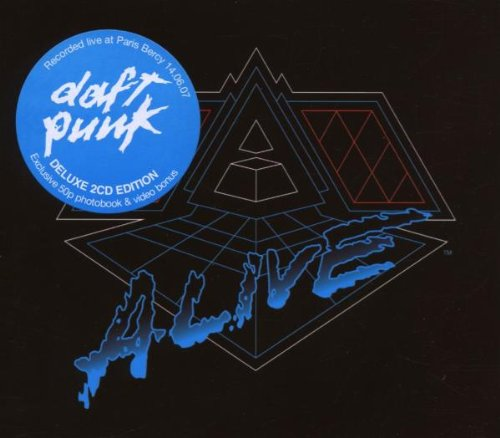 Daft Punk - Alive 2007 Limited Edition