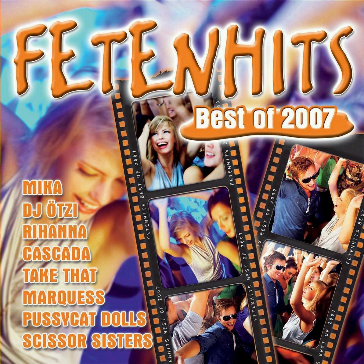 Various - Fetenhits - Best of 2007