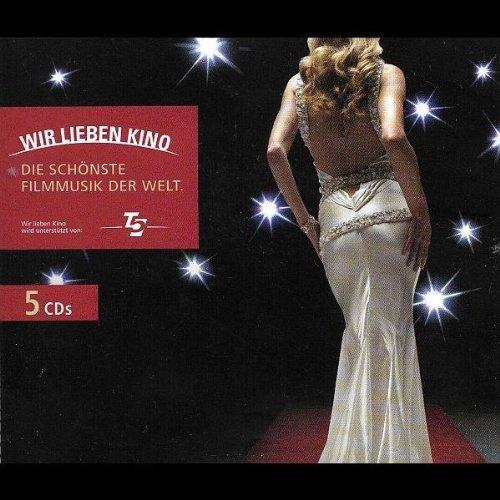 Various - Wir Lieben Kino-die Schönste Filmmusi...