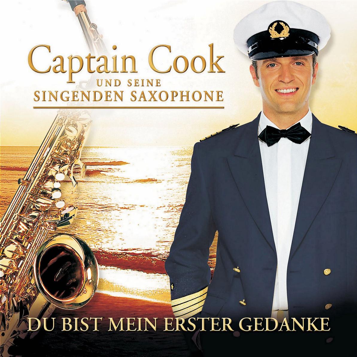Captain Cook und seine singenden Saxophone - Du Bist Mein Erster Gedanke