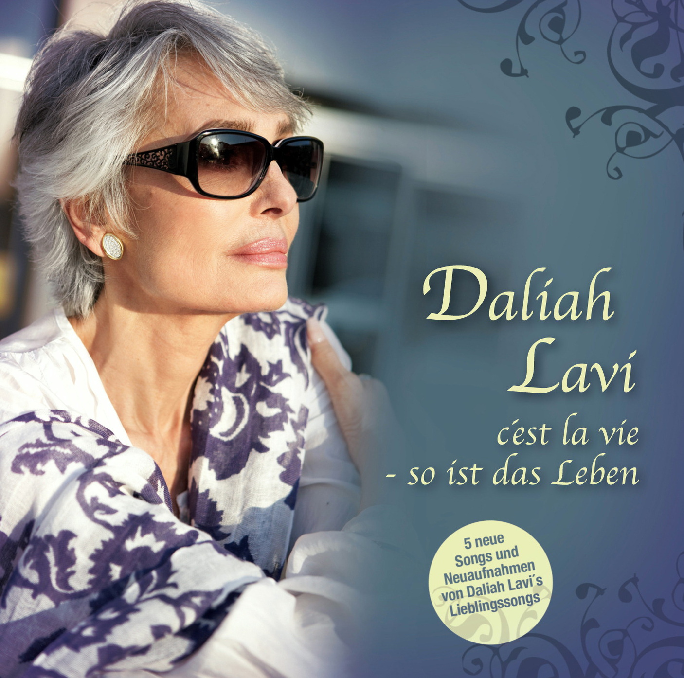 Daliah Lavi - C´est La Vie - So ist das Leben