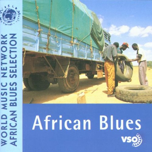 Various - Rough Guide - African Blues