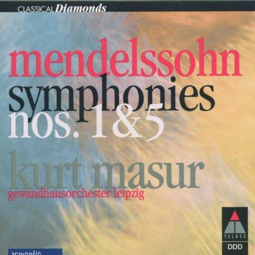 Kurt Masur - Sinfonien 1 und 5