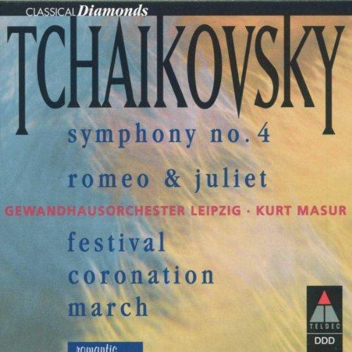 Kurt Masur - Sinfonie 4 u.a.