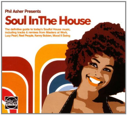 Various - Phil Asher Presents Soul in the House