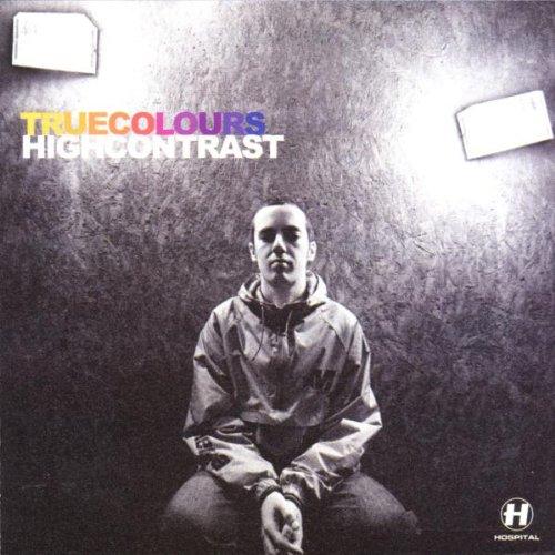 High Contrast - True Colours CD