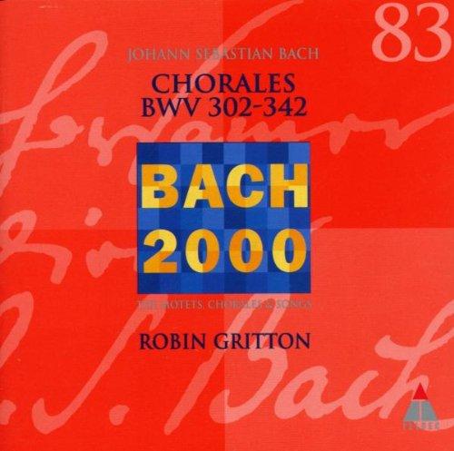Grihon - Kirnberger Choräle BWV 302-3