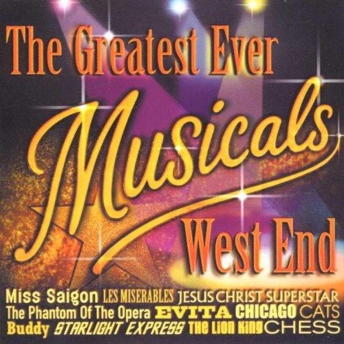 Various - Greatest Ever Musicals-West en