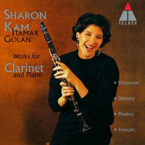Sharon Kam - Werke für Klarinette und Klavier v...