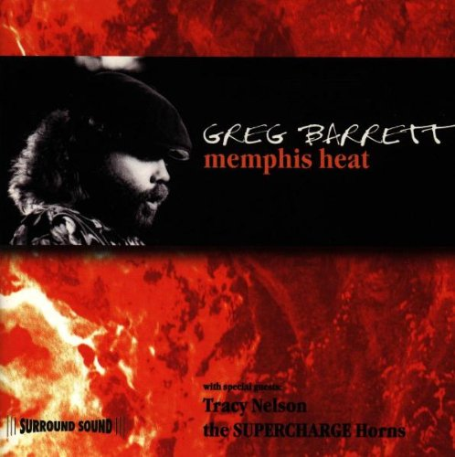 Greg Barrett - Memphis Heat