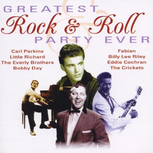 Various - The Greatest Rock & Roll Party