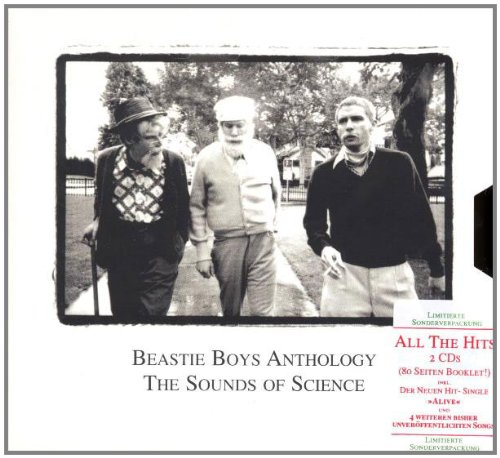 Beastie Boys - The Sound of Science [Limited Edition]