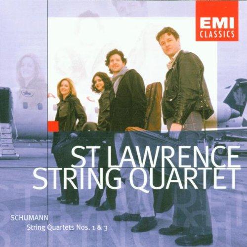 St.Lawrence String Quartett - Streichquartett 1 und 3