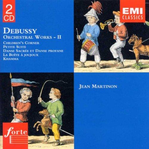 Jean Martinon - Forte - Debussy (Orchesterwerke...