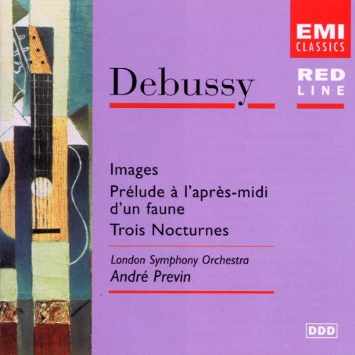 Previn - Red Line - Debussy (Images / Preludes ...