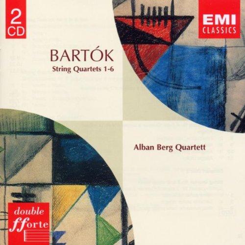Alban Berg Quartett - Streichquartett 1-6