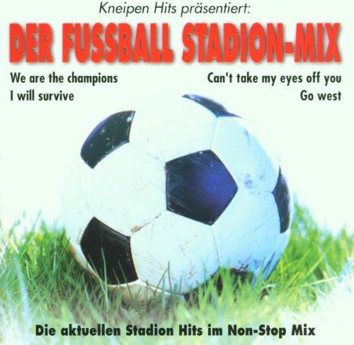 Various - Der Fussball Stadion-Mix