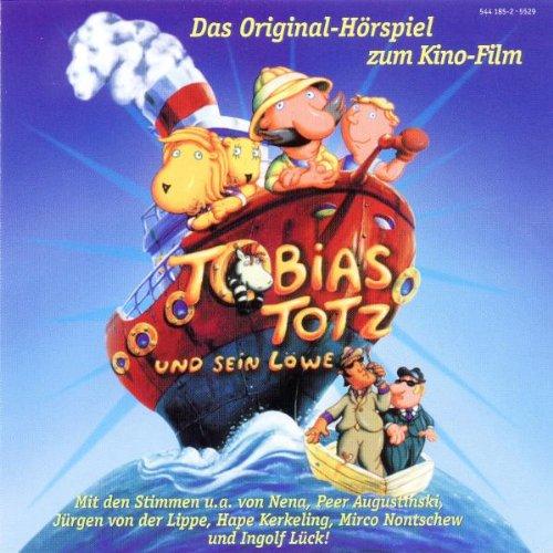 Tobias Totz und sein Löwe - Das Original-Hörspi...