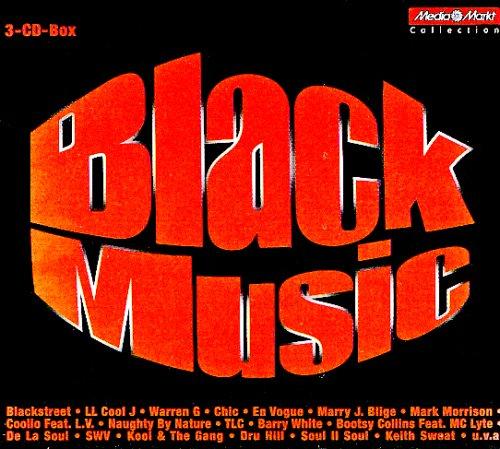 Various - Media Markt Black Music