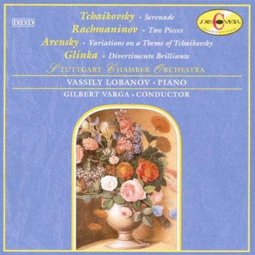 V. Lobanov - Musik für Streicher