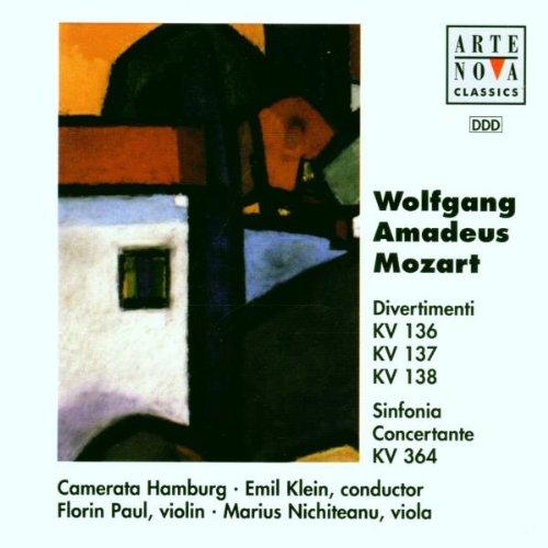 E. Klein - Divertimenti / Sinfonia Concert.