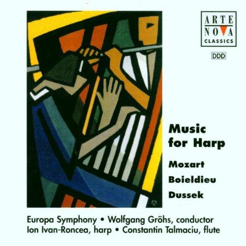 Gröhs - Musik für Harfe