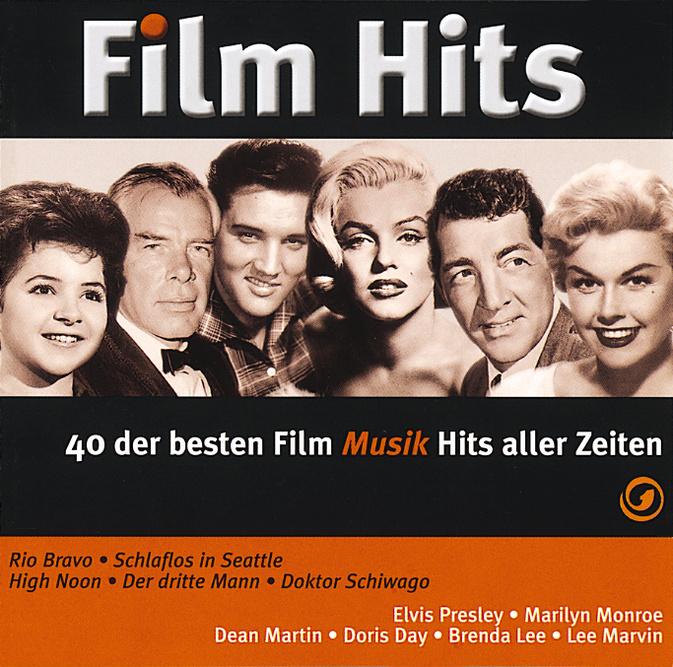 Various - Film Hits / 40 der besten Film Musik ...
