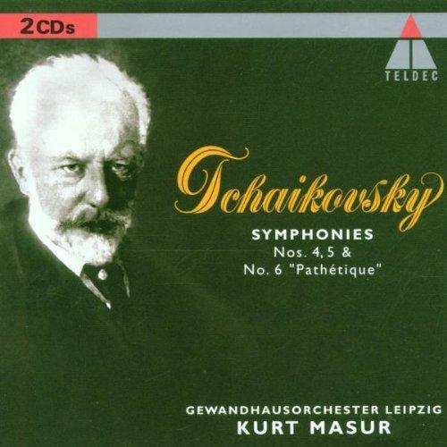 Kurt Masur - Sinfonie 4-6