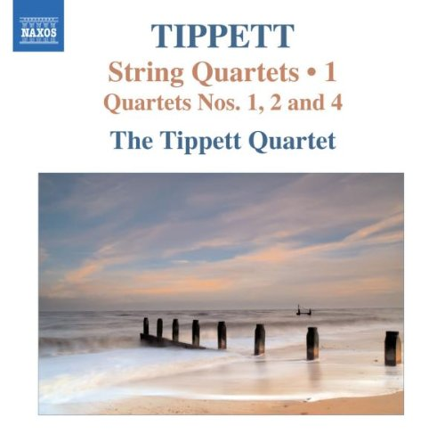 the Tippett Quartet - Streichquartette 1,2+4