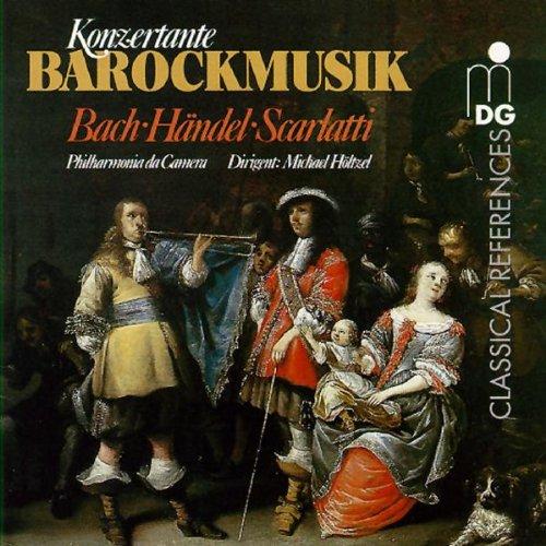 Philharmonia Da Camera - Konzertante Barockmusik