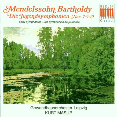 Kurt Masur - Sinfonien für Streicher