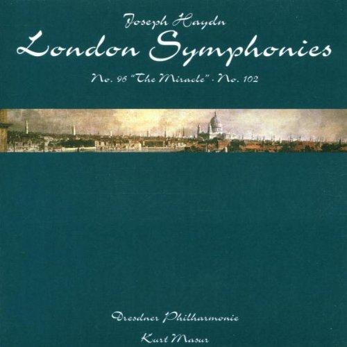 Kurt Masur - Londoner Sinfonien 96, 102