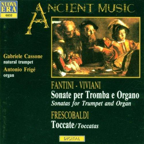 Antonio Frige - Toccaten für Orgel